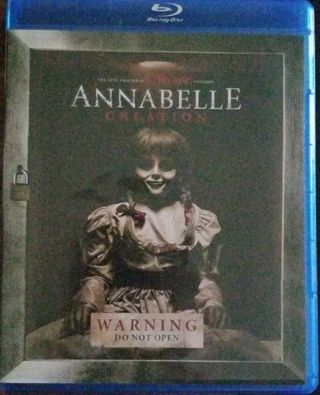 Annabelle: Creation (2017) Digital Code BRAND NEW! NEVER USED! Anthony LaPaglia