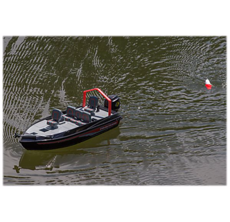Fish Catching RC Boat - New