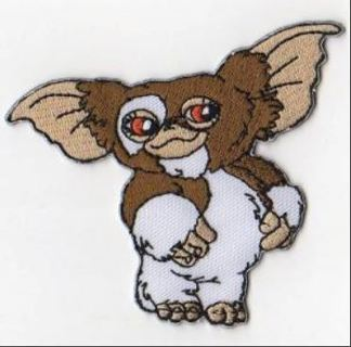 VINTAGE Gremlins Gizmo Patch IRON ON Patch Clothing Accessories Embroidery Applique Decoration