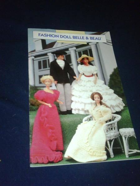 My Crochet Doll by Isabelle Kessedjian – Crochet Book Review – Tin Teddy   600x450