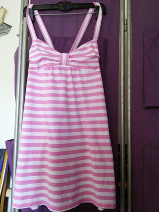 CUTE SEXY VICTORIA'S SECRET PINK DRESS