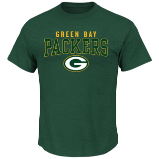 NWT Green Bay Packers NFL T-Shirt Men's size 3XL or 4XL