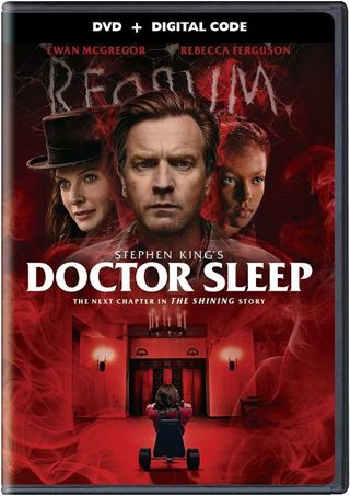 Doctor Sleep SD Movies Anywhere, Vudu code