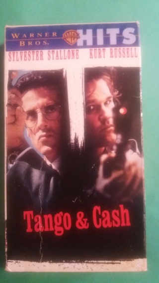 vhs tango and cash free shipping