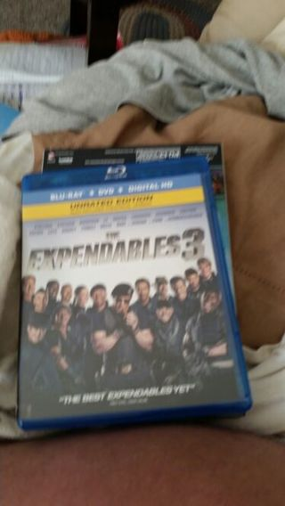 The expendables 3 unrated uv code