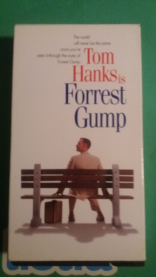 vhs forrest gump free shipping
