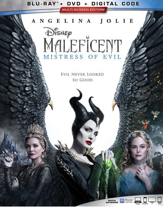 Maleficent : Mistress of Evil (Digital HD Download Code Only) **Angelina Jolie** **Elle Fanning**