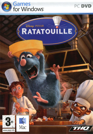 *NEW* - Ratatouille PC Game