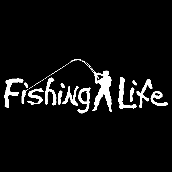 Free fishing life car or truck window decal accessories for Free fishing stickers