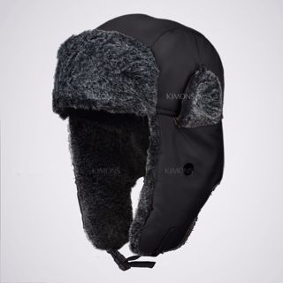 Unisex Earflap Trapper Bomber Aviator Russian Trooper Fur Winter