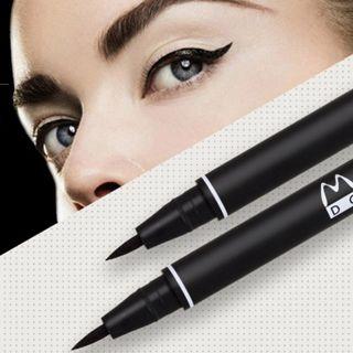 Beauty Black Waterproof Eyeliner Liquid Eye liner Pen Pencil Makeup Cosmetics New