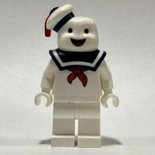 New Stay Puft Super Heroes Minifigure Building Toys Custom Lego