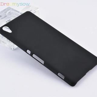 Matte Hard Cover Case For Sony Xperia Z Z1 Z2 Z3 Z5 Compact M2 M4 M5 E5 XP XA X Performance C5 C4