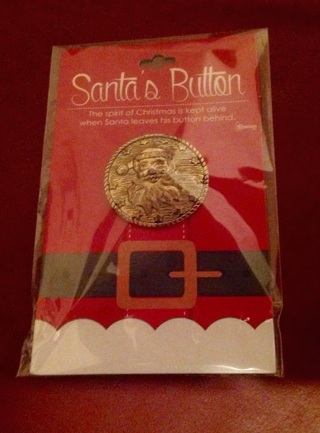 Santa's Button