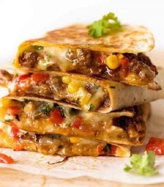 ☛ (New+Updated Info.) Cheeseburger Quesadillas Recipe ☚