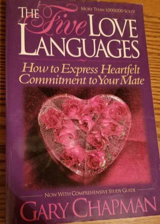 THE FIVE LOVE LANGUAGES - FREE Shpg