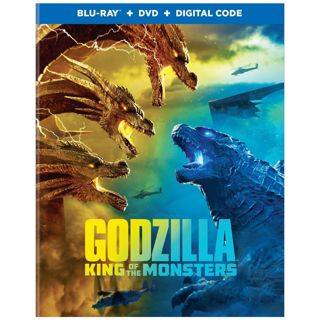 Godzilla : King of The Monsters (Digital HD Download Code Only) **Kaiju** **Millie Bobbie Brown**
