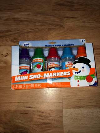 Mini Snow Markers
