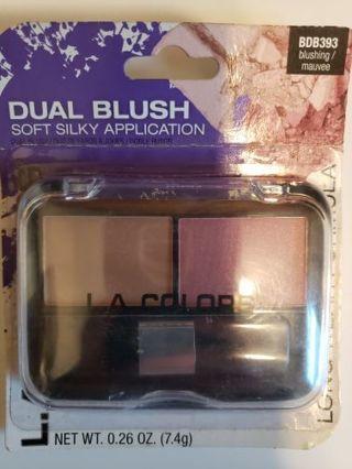 Brand new blush