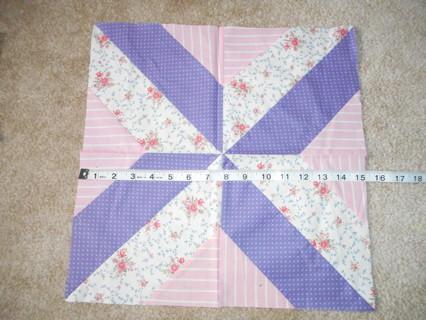 King's Corner quilt block