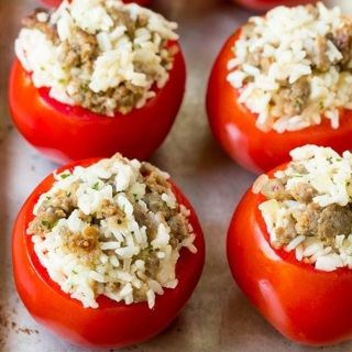 ~❄(New) Stuffed Tomato Recipe ❄~