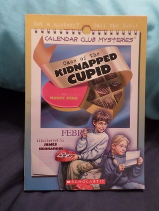 Case Of The Kidnapped Cupid Book