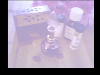 Pagan Wiccan handmade, perfume oils, 1 dram bottle, w/ GIN double it
