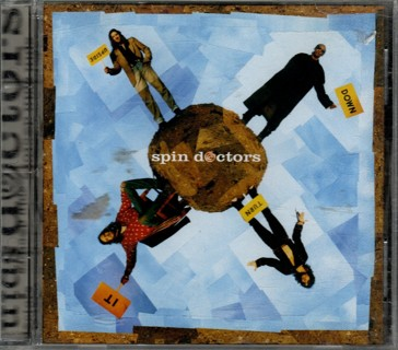 Turn it Upside Down - CD by Spin Doctors