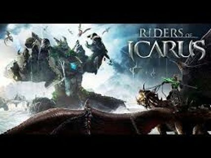 //Riders Of Icarus Silver Laiku Mount\\ STEAM GAME CODE