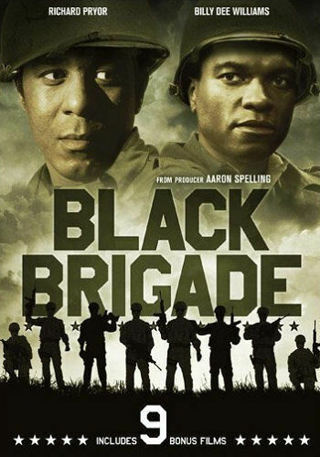 2016 Black Brigade (DVD 2-Disc Movie Set) Includes 9 Action Bonus Films-Richard Pryor-New & Sealed