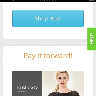 Komarov $75 Gift Card