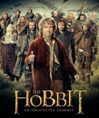 The Hobbit An Unexpected Journey UV code