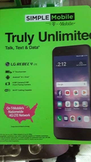 Simple Mobile by T- Mobile