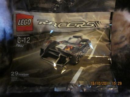 **LEGO Racers** NIP Le Mans Racer ~ 29 pcs