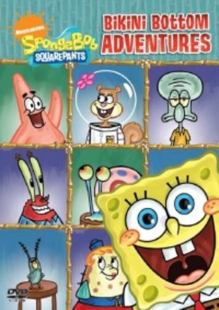 *NEW* - Spongebob Squarepants Video - BIKINI BOTTOM ADVENTURES