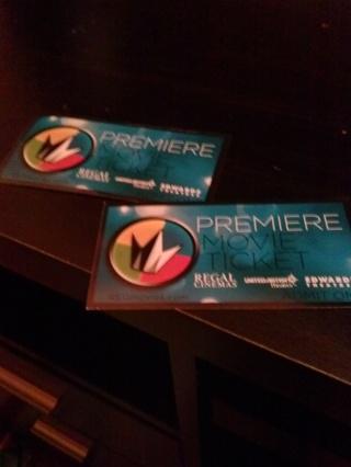 2 Regal Cinemas Movie Tickets