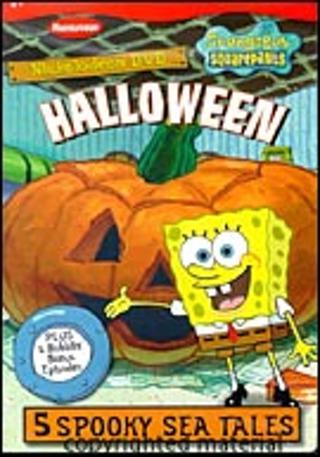 *NEW* - Spongebob Squarepants HALLOWEEN Video DVD