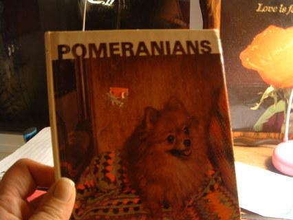 pomeranians book