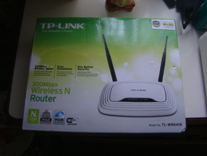 T-P LINK Router