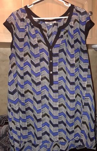 Plus Size Tunic Top size 2X (18/20)