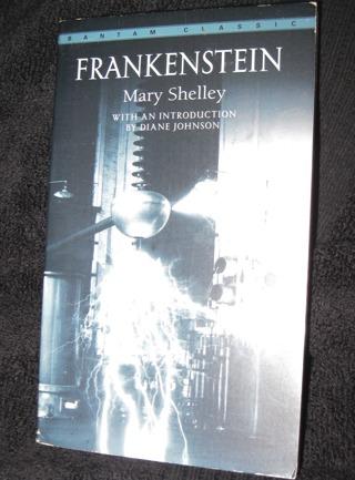 "Old Story of ""Frankenstein"""