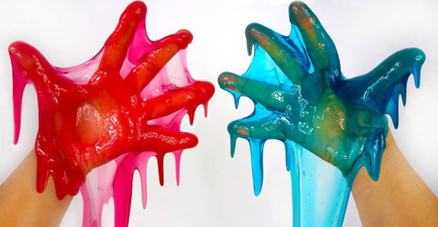 KIDS FAVORITE SLIME YOU CAN MAKE RECIPE