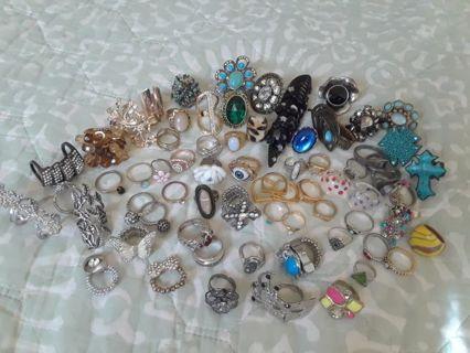 》》 Rings Rings & More Rings 《《