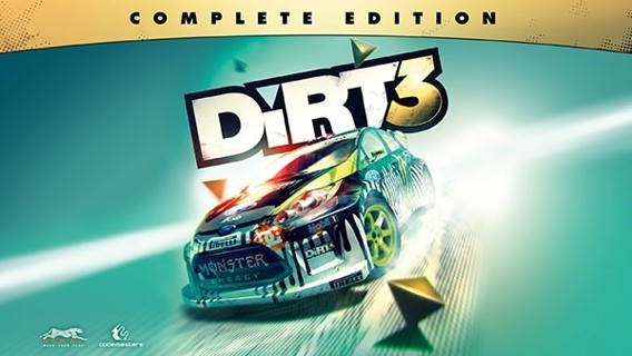 DiRT 3 Complete Edition Steam Key