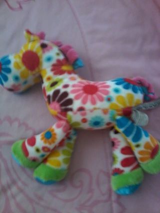 Small flowered horse.