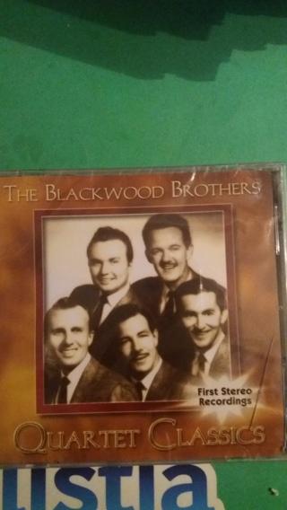 cd the blackwood brothers quartet classics free shipping