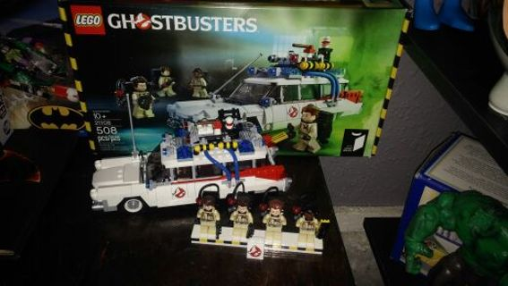 Lego Ghostbusters Set. Used