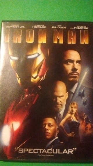 dvd     IRON MAN     free shipping