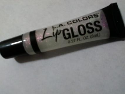 La colors lip gloss