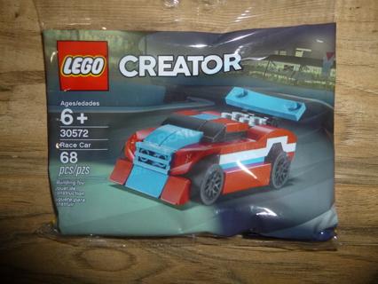 New LEGO Creator Race Car